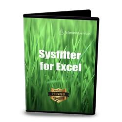 Sysfilter para Excel