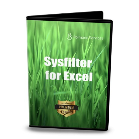 Sysfilter for Excel
