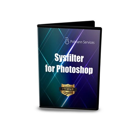 Sysfilter for Photoshop® CS-CC 2014