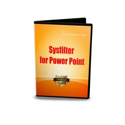 Sysfilter for PowerPoint®