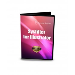 Sysfilter for Illustrator®  Opciones