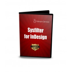 Sysfilter for InDesign
